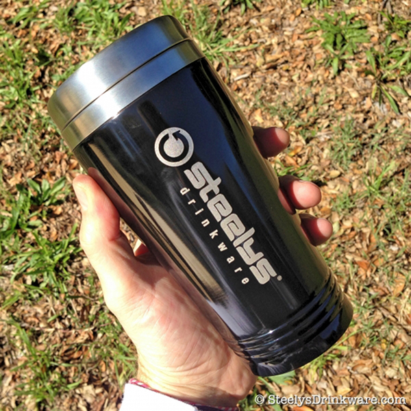 16 Oz Seattle Laser Engraved Insulated Tumbler Steelys