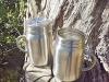 Steel-Mason-Jar-With-Handle-On-Tree=Trunk