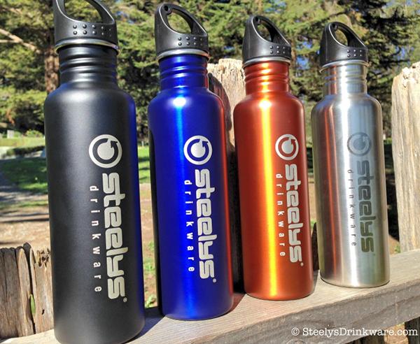 8918 Whole Reusable Laser Engraved Bottles