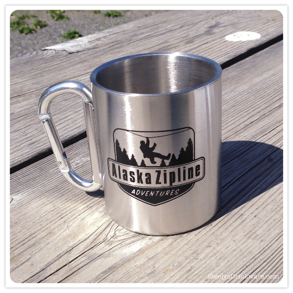 9 Oz Muir Mug With Carabiner Handle Steelys Drinkware