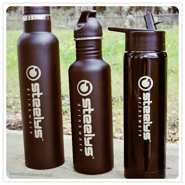 Custom Laser Engraved Bottles