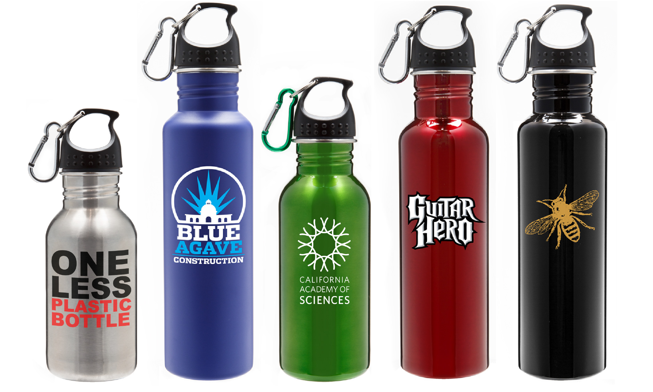 sustainable custom stainless steel water bottles with special pricing