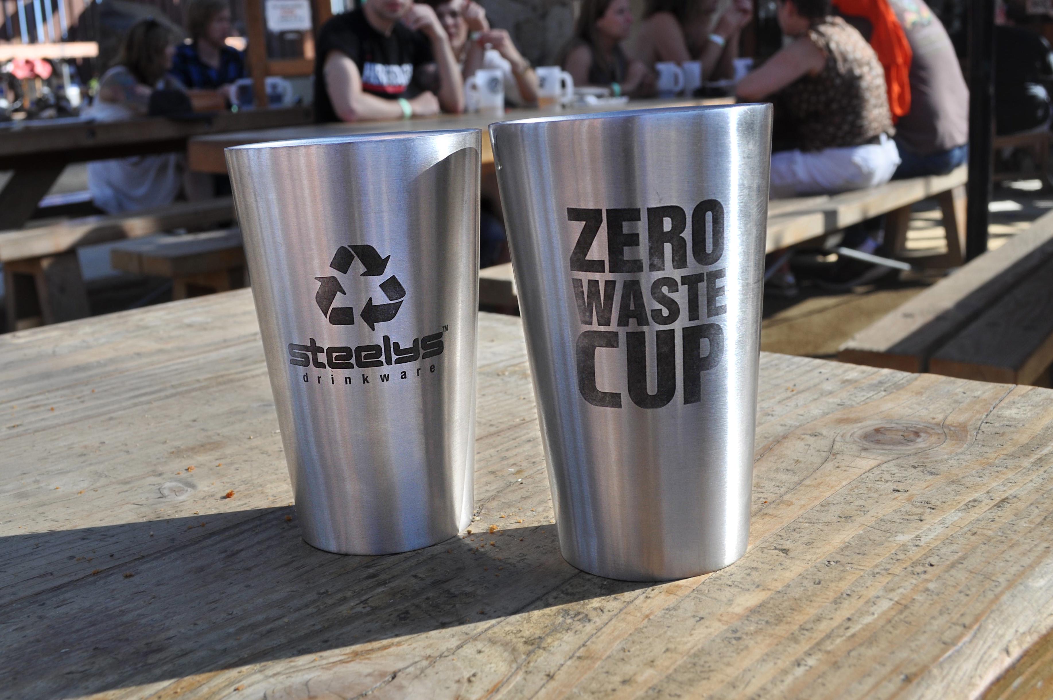Stainless Steel Cup Steelys Drinkware