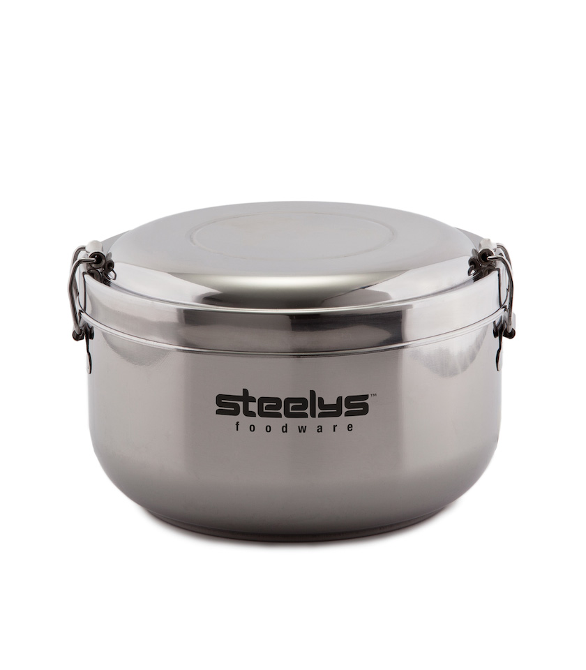 Stainless Steel Food Containers Steelys Drinkware