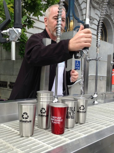 Paul Baker President of Event Water Solutions | Steelys Cups
