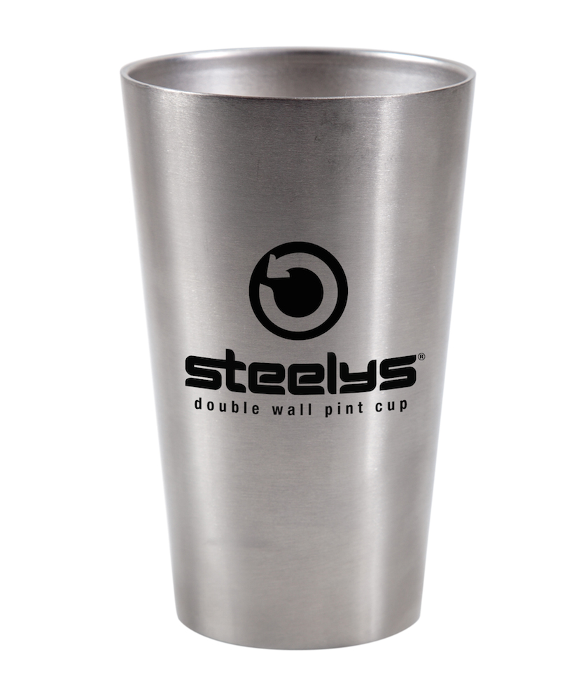 Double Wall Stainless Steel Cup Steelys Drinkware