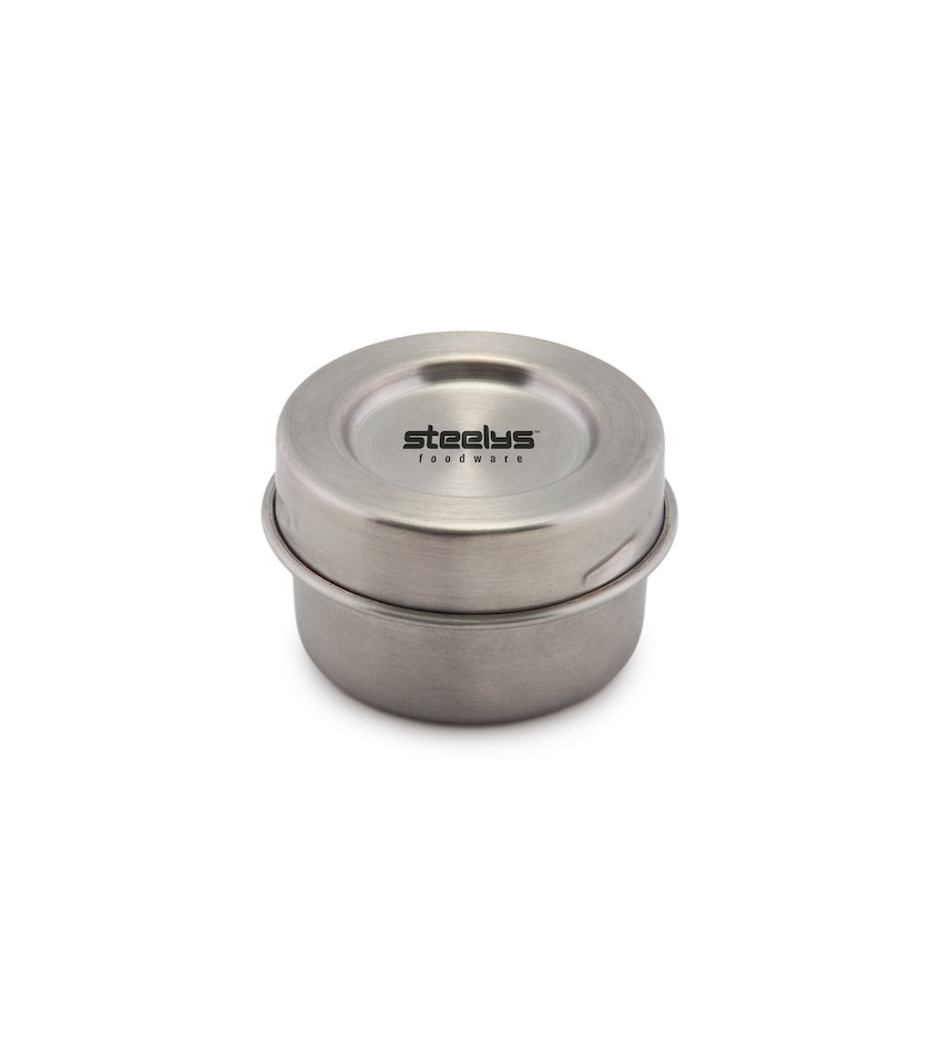 wholesale branded stainless steel condiment containers