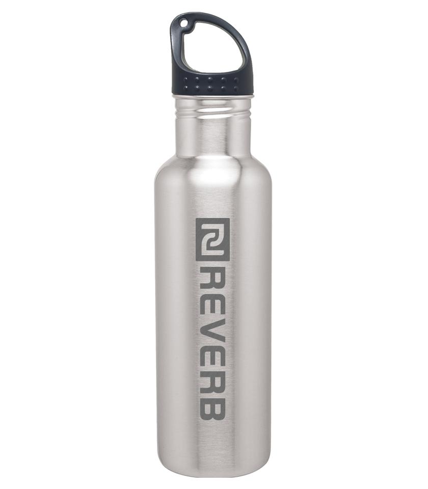 25 Oz Laser Engraved Water Bottle - Steelys Drinkware
