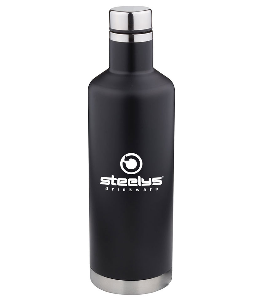500 ml insulated stainless steel wine bottle