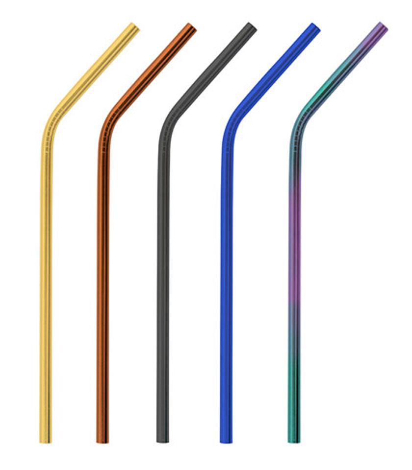 Stainless Steel Straws & Accessories | Steelys Drinkware